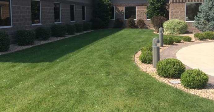 Tuxedo Lawn Aeration Service