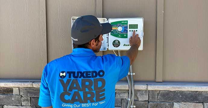 Tuxedo Sprinkler Repair & Maintenance Service